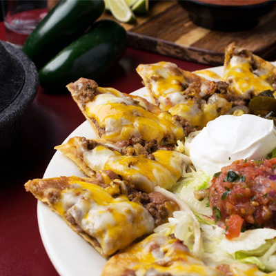 In our offer we have traditional nachos