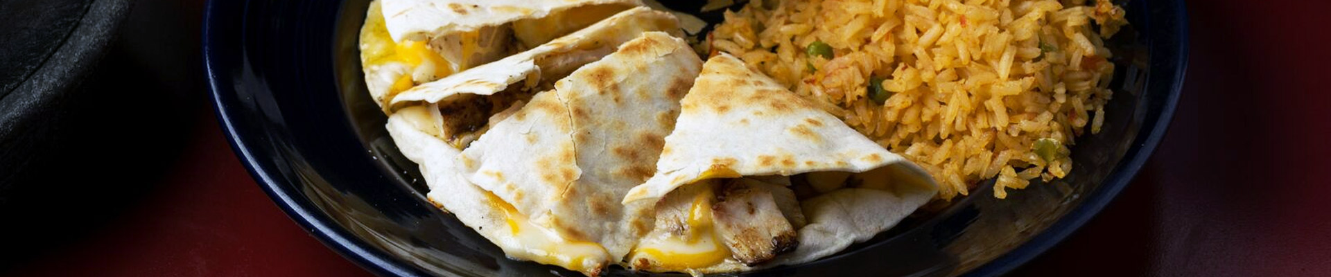 We have different types of fajitas in our menu every day